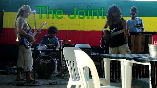 Reggae Band at The Joint - Isla Mujeres Mexico