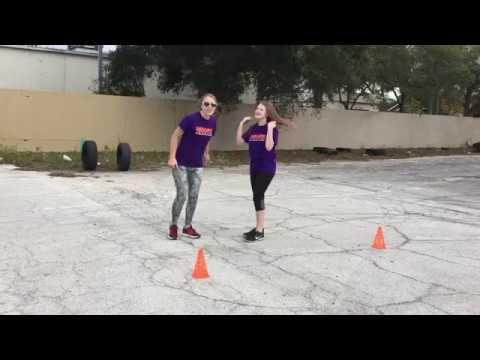 Tire Race – Redneck Workout Tip