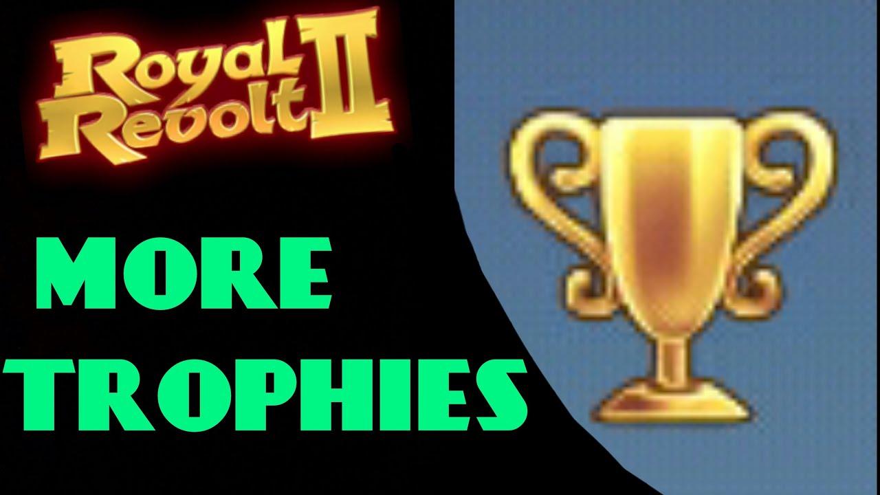 Royal Revolt 2 Cheats