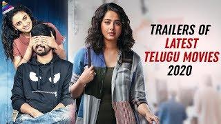 Trailers of Latest Telugu Movie Releases | Nishabdham | Orey Bujjiga | 2020 Latest Telugu Movies