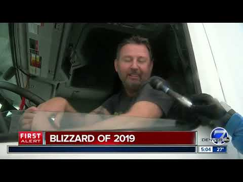 Blizzard of 2019: Blizzard takes aim at Colorado