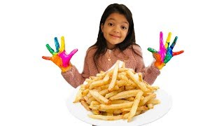 Wash Your Hands - Fun Kids Video with Masal