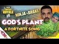 DRAKE and NINJA God's Plan Parody (Fortnite Battle Royale) | God's Plant | Rockit Gaming