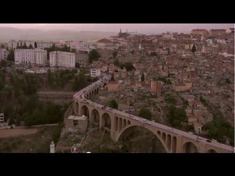 الجزائر عاصمة الشرق من السماء- 3-Journey in the heart of Algeria from above