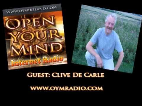 Open Your Mind (OYM) Clive De Carle - October 13th 2013