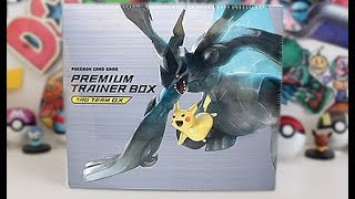 Opening A TAG TEAM Elite Trainer Box