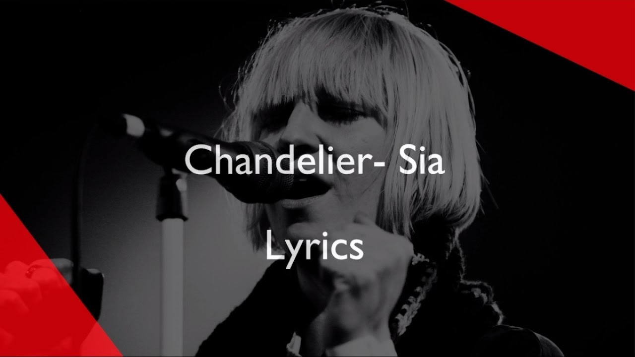 Amazing Chandelier Lyrics Translation Arabic Contemporary ...