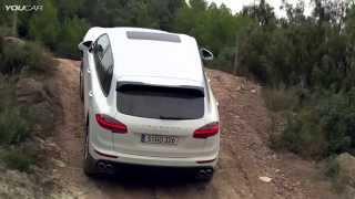 видео Porsche Cayenne S E-Hybrid 2015-2016