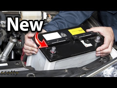 New Type of Powerful Car Battery