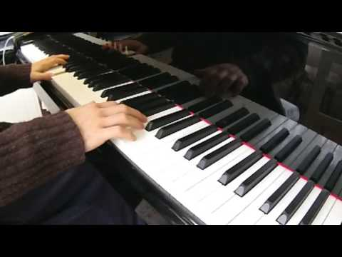 'Shirohae' (The Rain Stops), from Naruto Shippuden, for Piano Solo