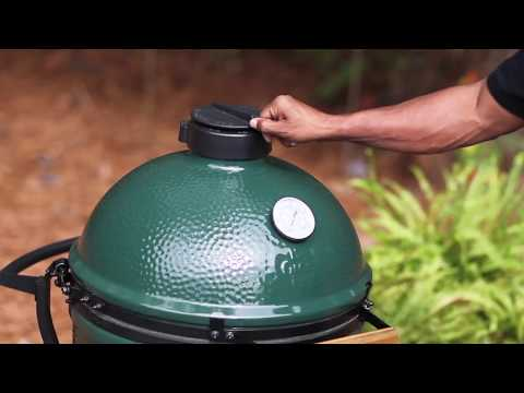 How Easy Is The Big Green Egg?