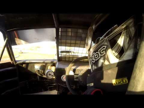 Onboard Graham West Modified Sedan - Western Speedway Hamilton