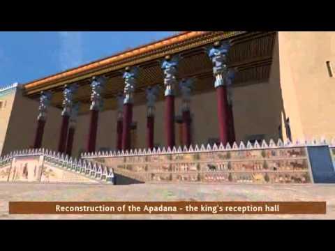 Persepolis Reconstruction - LACMA