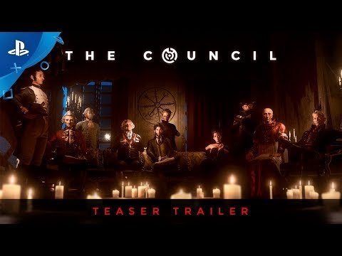 The Council - Teaser Trailer | PS4