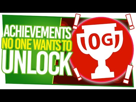 8 Xbox Achievements No One Wants To Unlock