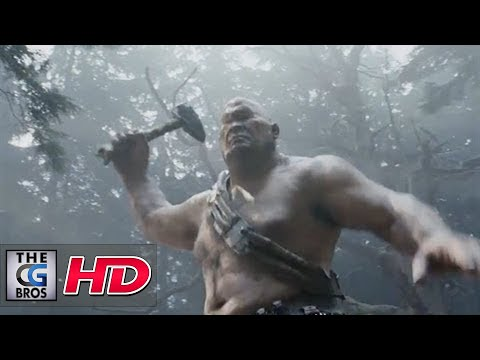 "CGI VFX Showreel : ""Creature FX"" by - Penn Stevens"