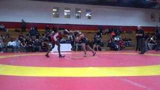 2016 Guelph Open FS57kg Dylan Williams (Bears) vs Sam Jagas (Brock)