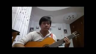 Kẻ Ở Miền Xa - Guitar cover
