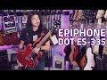 Epiphone Casino Hollowbody Guitar Demo - YouTube