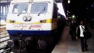 Shree Shakti Express: Full Journey from New Delhi to Katra