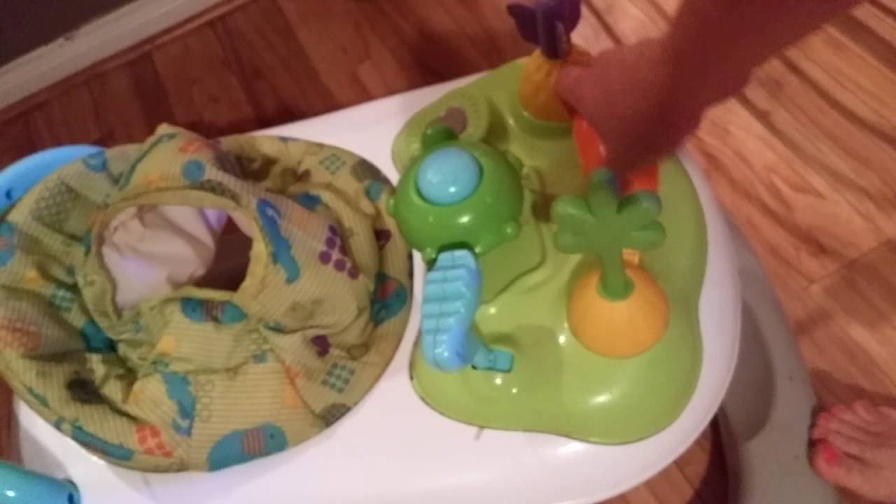 Babies R Us 2 In 1 Activity Walker Review Mommy Must Have Youtube