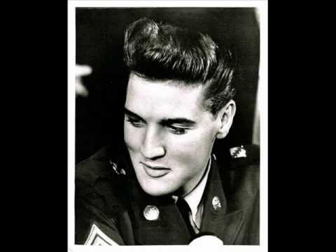 Elvis Presley - Swing Down Sweet Chariot (with Lyrics)