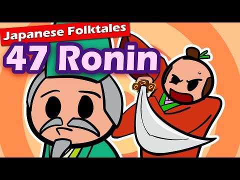 47 Ronin, the REAL Story | Japanese Folktales
