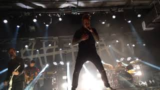 Papa Roach - None Of The Above Live @ Circus, Helsinki 26/10/2017