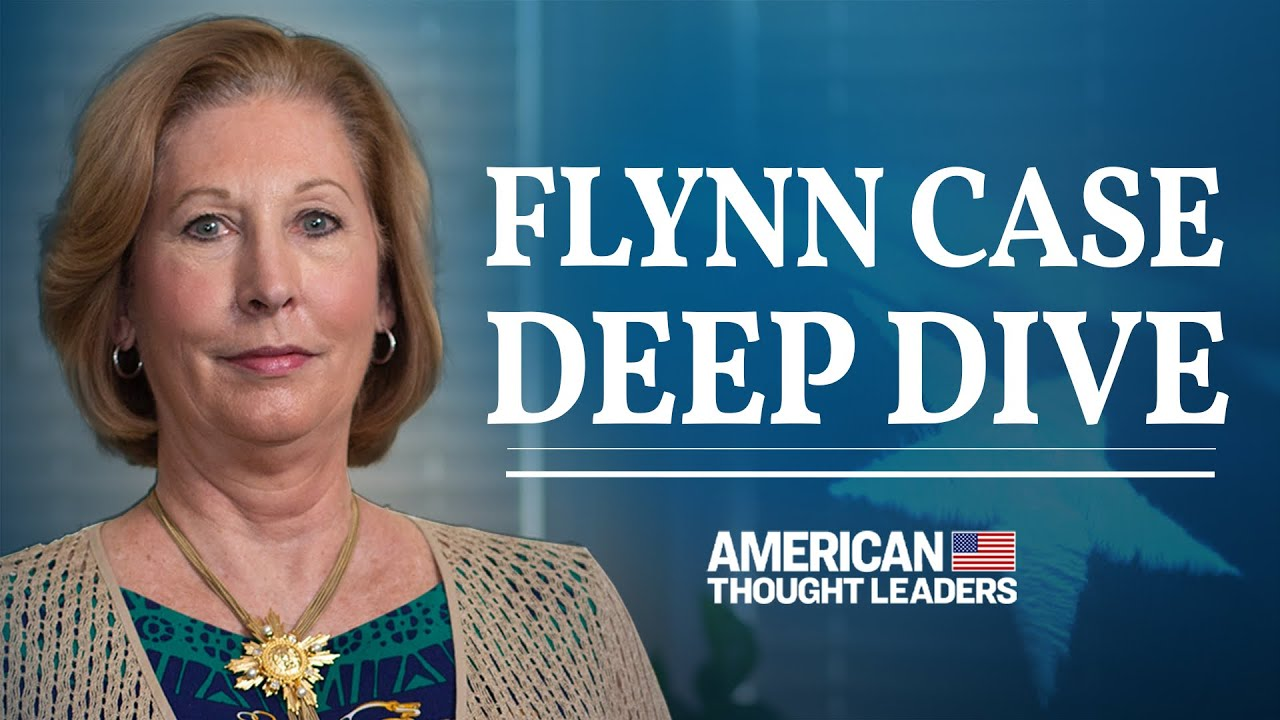 Sidney Powell: Inside the Michael Flynn Case and DOJ Reform | American Thought Leaders