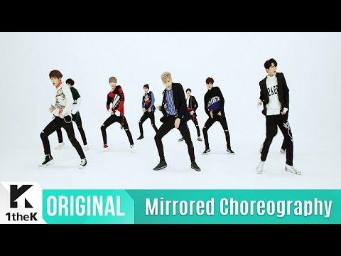 [Mirrored] SF9(에스에프나인)_  Fanfare Choreography(팡파레 거울모드 안무영상)_1theK Dance Cover Contest