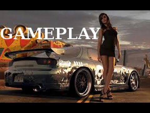 Need For Speed Prostreet PS3 Gameplay