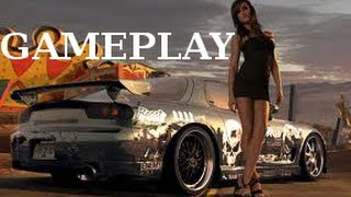 Need For Speed Prostreet (PS3) Gameplay