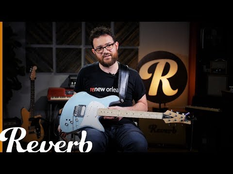 Snarky Puppy's Bob Lanzetti on Close Intervals & His Signature Fodera Guitar | Reverb Interview