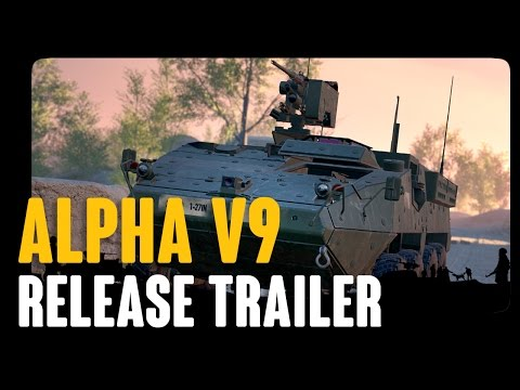 Squad: Alpha 9 Release Trailer (March 2017)