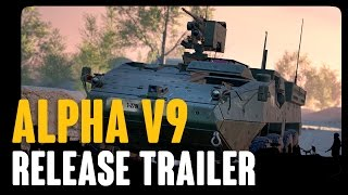 Squad: Alpha 9 Release Trailer (March 2017)