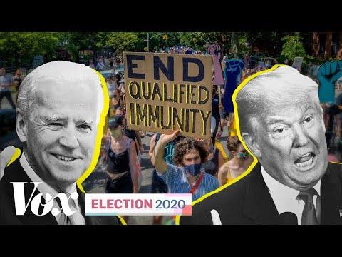 How the next president could change policing | 2020 Election