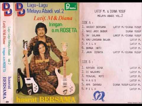 Lagu Lagu Melayu Abadi Vol.2 / Latif M & Diana