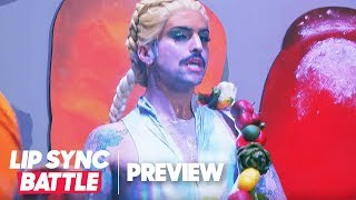 "Mitch Grassi of Pentatonix Serves Up ""Bon Appétit"" 