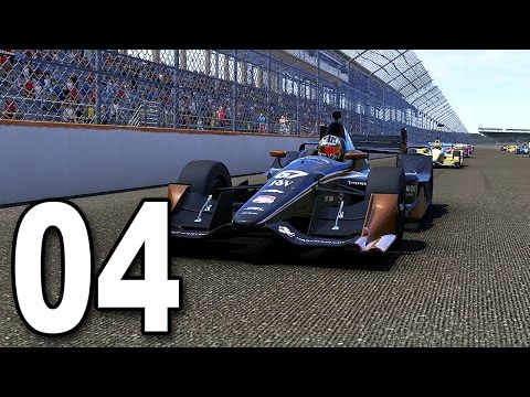 Forza 6 - Part 4 - Racing in an Indy Car! (230+ mph!) (Let's Play / Walkthrough / Gameplay)