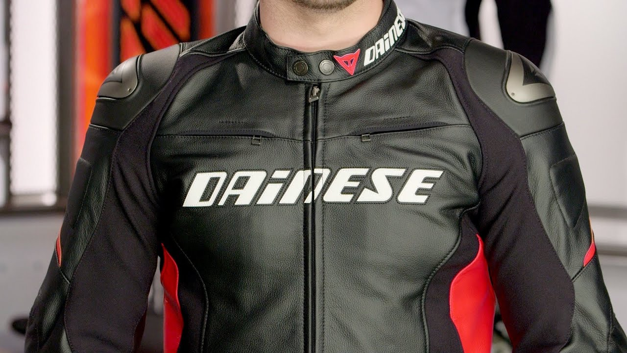 b176437dbf0 Dainese Racing D1 Leather Jacket Review at RevZilla.com