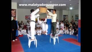 Alperen Şanal  - Burak Sesli - Taekwondo Show