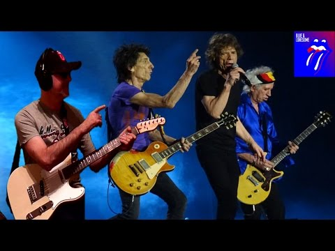 Just Your Fool Subtitulada Rolling Stones Blue & Lonesome RollingBilbao Cover HD