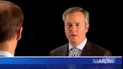 Patrick Dwyer, Merrill Lynch Advisor   Interview with Barron's