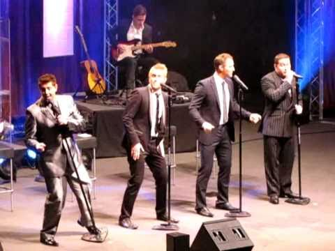 Ernie Haase & Signature Sound (My Heart is a Chapel / Boundless Love) 01-21-11