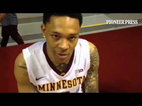 This was transfer Zach Lofton at media day last week. He ...