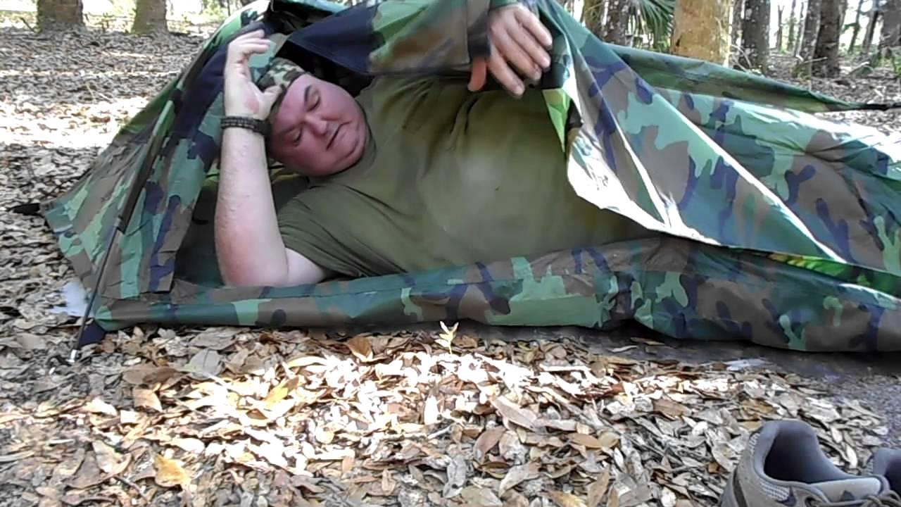 Rothco Bivy Tent  sc 1 st  YouTube & Rothco Bivy Tent - YouTube