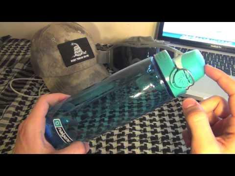 BPA-Free Nalgene OTG Tritan Bottle Review
