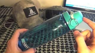 """""""BEST BOTTLE EVER"""" - Nalgene OTF Water Bottle Review"""