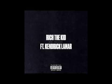 Rich The Kid ft. Kendrick Lamar - New Freezer Official Instrumental