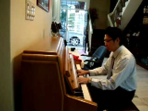 As One - Mi Ahn Hae Ya Ha Neun Guh Ni Piano by Ray Mak